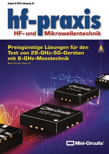 HF-Praxis 8-2018