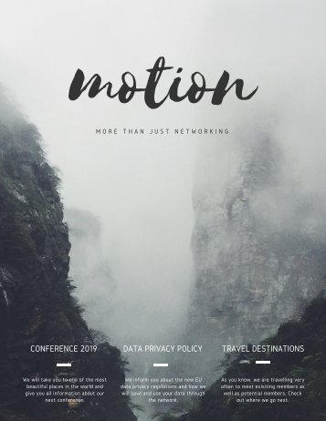 InMotion Summer Edition 2018