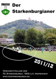 2011/12 - FC Starkenburgia Heppenheim