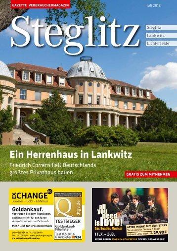 Gazette Steglitz Juli 2018