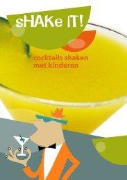 Mocktails op het speelplein