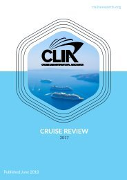 Cruise Review 2017