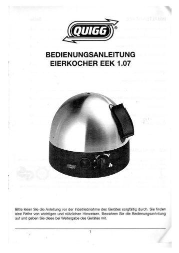Eierkocher Magazines | {Eierkocher 64}