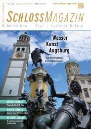 SchlossMagazin Bayerisch-Schwaben Juli 2018
