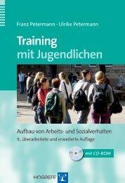 Training mit Jugendlichen Aufbau von Arbeits - PagePlace