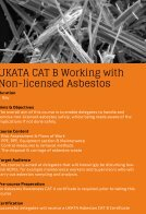 Tersus Training Asbestos Brochure - Page 4