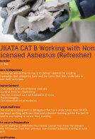 Tersus Training Asbestos Brochure - Page 5