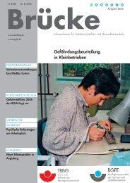 Gefährdungsbeurteilung in Kleinbetrieben - Kensche Technische ...