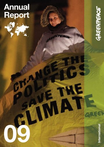 Annual Report - Greenpeace