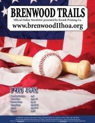 Brenwood II July 2018
