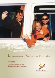 Contents - ATEC Australian Tourism Export Council