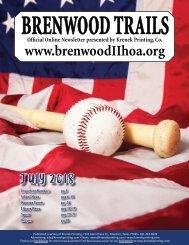 Brenwood II July 2018