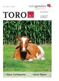 7. Ausgabe 2008 - fr - Swissgenetics