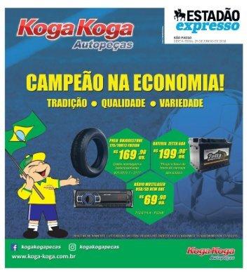 Estadão Expresso - Edição de 29.06.2018