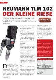 DER KLEINE RIESE - Audiocation Audio Akademie