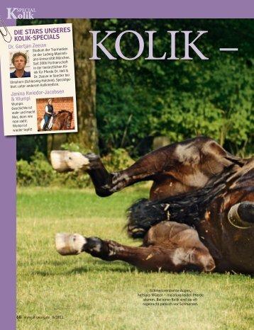 Die StarS unSereS KoliK-SpecialS - iWEST
