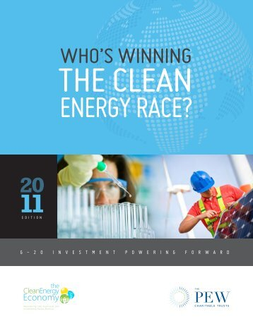 WHO'S WINNING - Bloomberg New Energy Finance