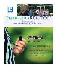Peninsula REALTOR® July 2018