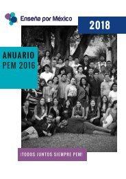 Anuario PEM 2016