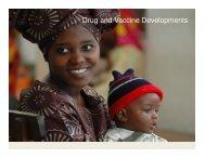 Drug and Vaccine Developments