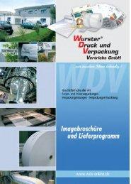 Wurster Druck und Verpackung Vertriebs GmbH