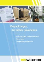 PDF-Katalog - Wolanski GmbH