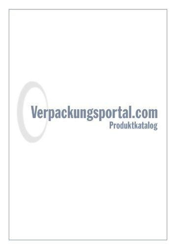 PDF Katalog - Verpackung
