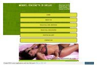Aerocity Sexy Escorts || Hot Call Girls in Aerocity || Modelescortsindelhi