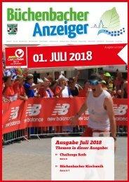 Juli 2018 - Büchenbacher Anzeiger