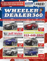 Wheeler Dealer 360 Issue 27, 2018
