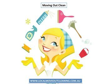 Moving Out Clean