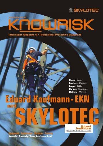 Eduard Kaufmann - Skylotec