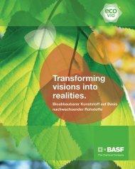 ecovio - BASF Plastics Portal