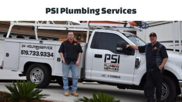 PSI Plumbing Services Inc