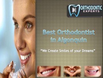 Orthodontist in Algonquin