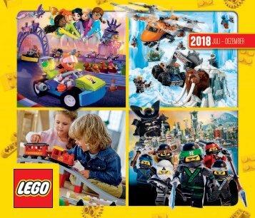 Lego Katalog 2018 (Juli-Dezember)