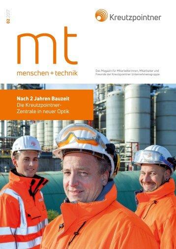 mt 02 2017 der Kreutzpointner Unternehmensgruppe