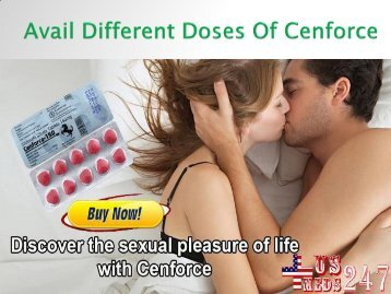 Convert Sensual Thoughts Into Passionate Lovemaking With Cenforce