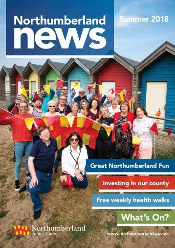 Northumberland News Summer 2018