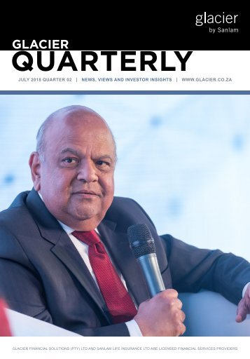 Glacier Quarterly 2 - 2018