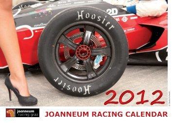 Joanneum Racing Calendar 2012