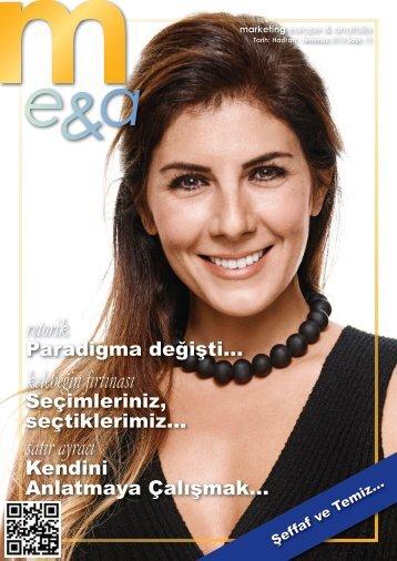marketing europe & anatolia Sayı: 075