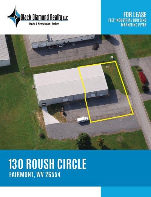 130 Roush Circle Marketing Flyer