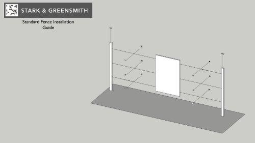 Stark & Greensmith Installation Guide