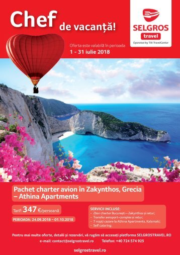 flyer Selgros Travel iulie 2018 lowres