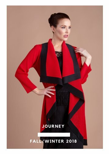 Journey FW2018 Catalog