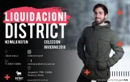 DISTRICT - LIQUIDACION - JULIO 2018