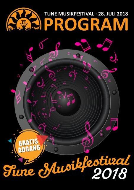 Tune Musikfestival 2018