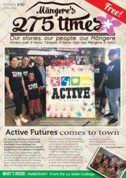 275 Times April 2018