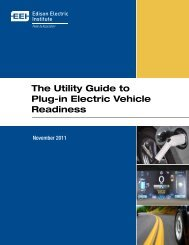 The Utility Guide to Plug-in Electric Vehicle Readiness